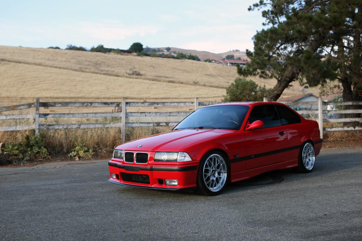 1995 Bmw M3 Red Thxsiempre