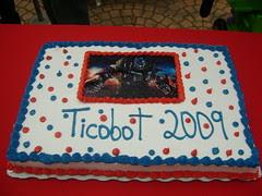 Ticobot 2009 - Celebración 25 aniversario de Transformers