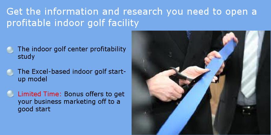 Open a golf business