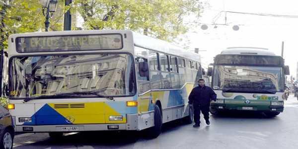 Έρχονται 450 προσλήψεις οδηγών και τεχνιτών στα λεωφορεία