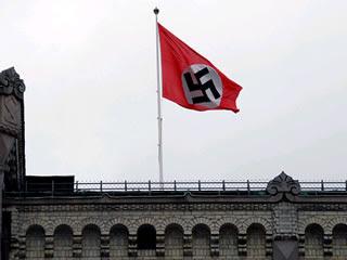 La bandera nazi