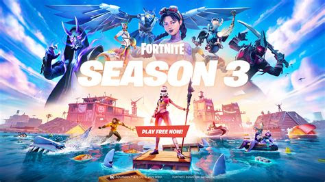 Fortnite Season 3 Chapter 2 Umbrella
