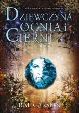 Okładka książki Dziewczyna ognia i cierni