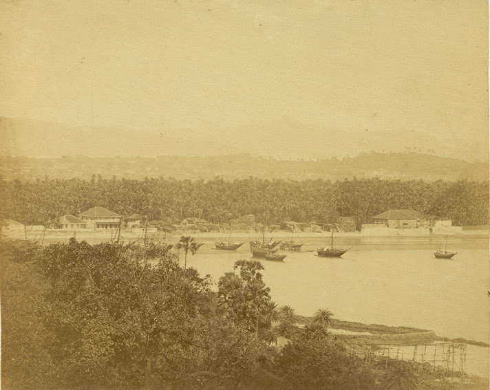 Bombay, from Malabar Hill.