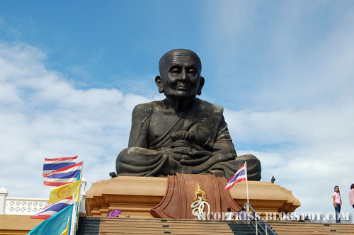 world's biggest Luang Poh Tuad