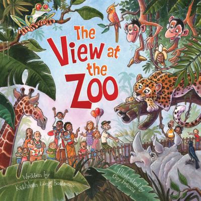 Cover image for The view at the zoo