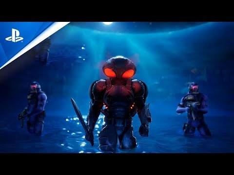 Fortnite - Black Manta Has Arrived | PS4