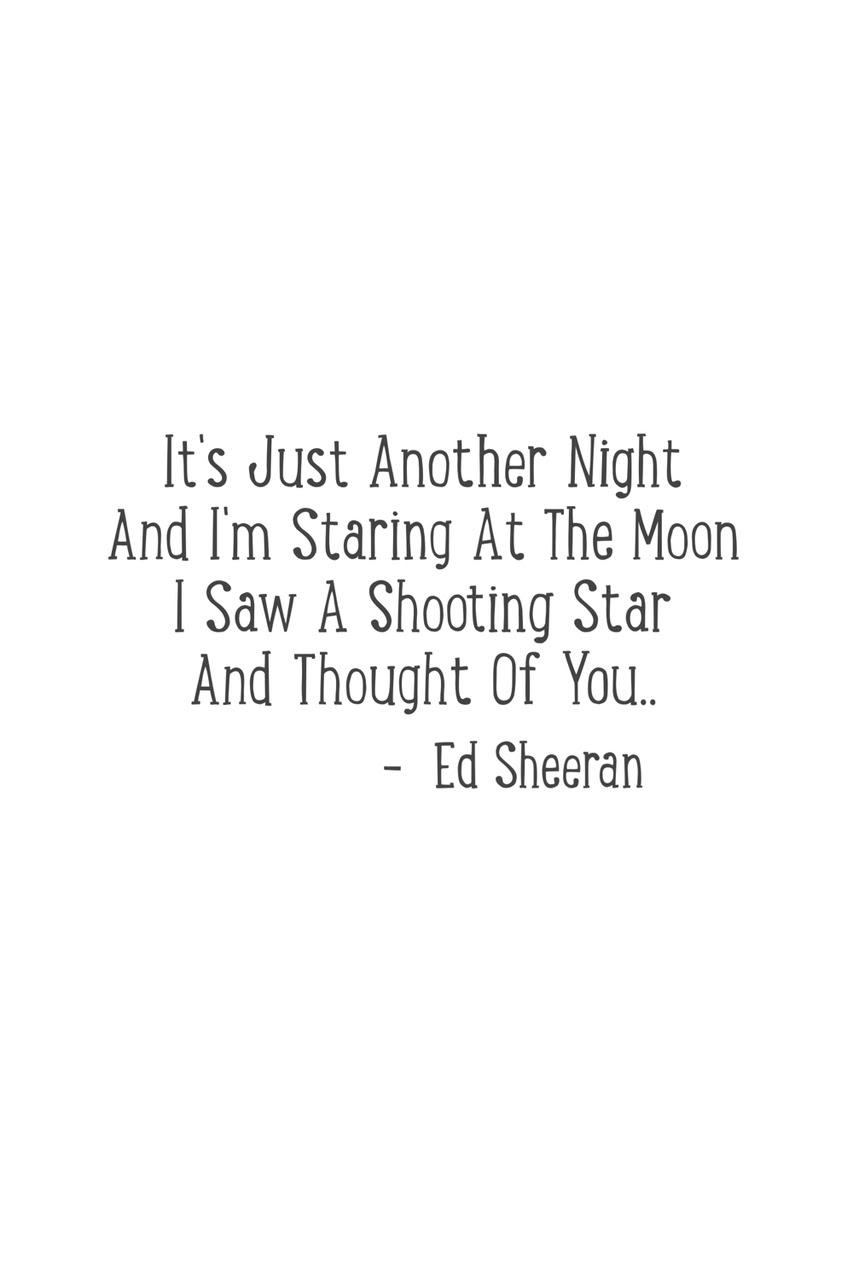 All Of The Stars Ed Sheeran Image 2825406 On Favim Com