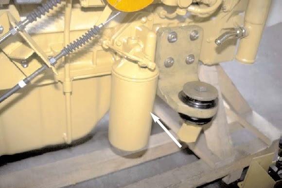 Sistem Pelumasan pada Alat Berat Hydraulic Excavator Caterpillar 320D oleh - asphaltfinisherhitachi.xyz