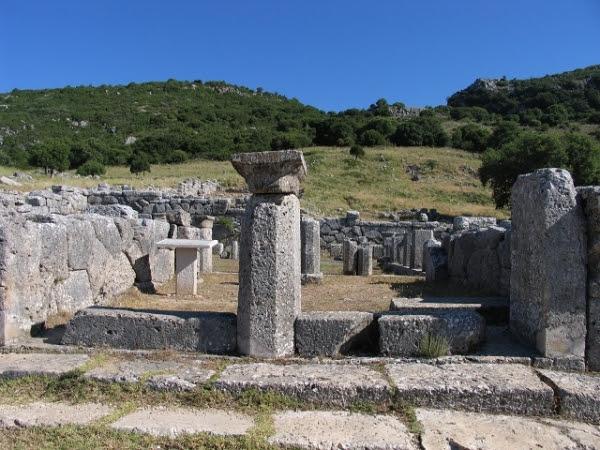 Τεράστια τα προβλήματα φύλαξης και λειτουργίας στους αρχαιολογικούς χώρους της Πρέβεζας