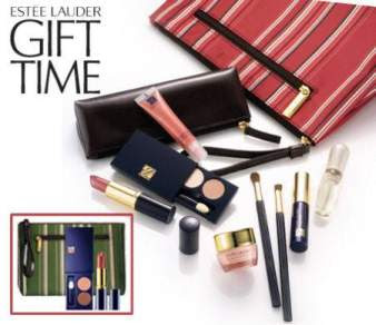 Estee Lauder Gift Time at The Bay! Canada