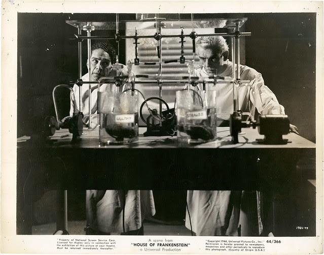 House of Frankenstein (Universal, 1944) 3