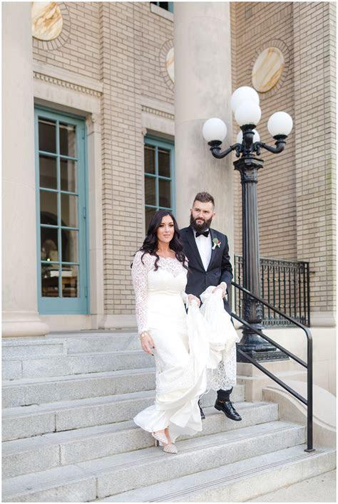 Historic Post Office Hampton Wedding   Virginia Wedding