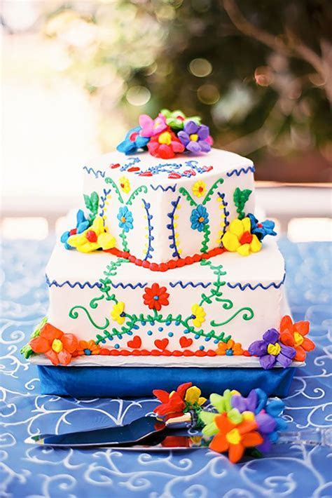 Best 20  Mexican Fiesta Cake ideas on Pinterest   Mexican
