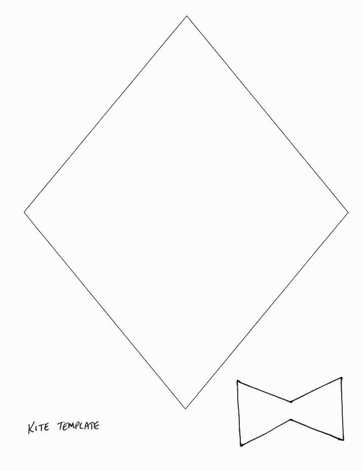 1000+ ideas about Kite Template on Pinterest   Kites craft, Koala ...