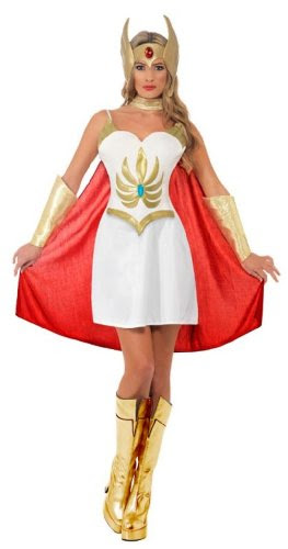 17. She-Ra 80s Cartoon Superhero - become He-Man's sister!