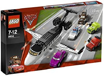 Lego Disney/Pixar Cars 2 Spy Jet Escape 8638