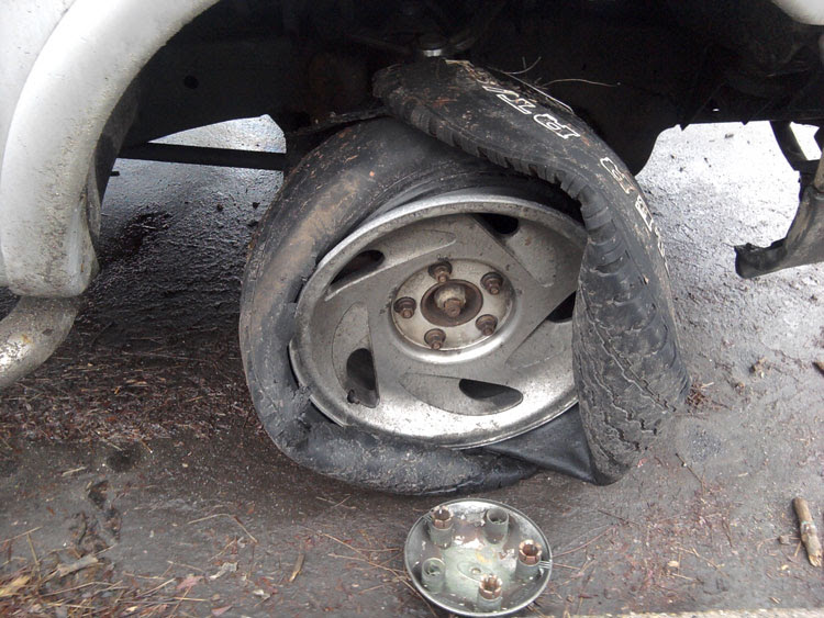 Photos New Invention The Detroit Safety Tire