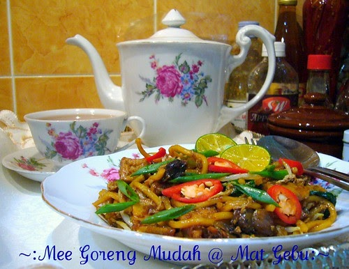 MEE GORENG MUDAH