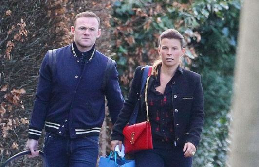 Troubled Wayne Rooney fighting to save his marriage after crisis talks with wife Coleen takes another level