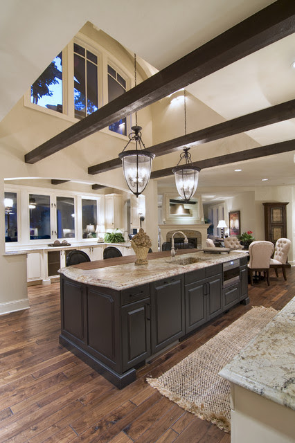 23 Great Kitchen Design Ideas in Traditional style - Style ...