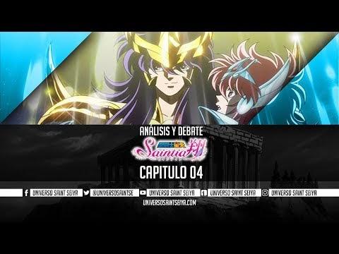8x11 Saintia Sho Cap 04 ¿Una bajada considerable de calidad de dibujo y animación? - EN VIVO