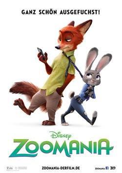 Zoomania Filmplakat
