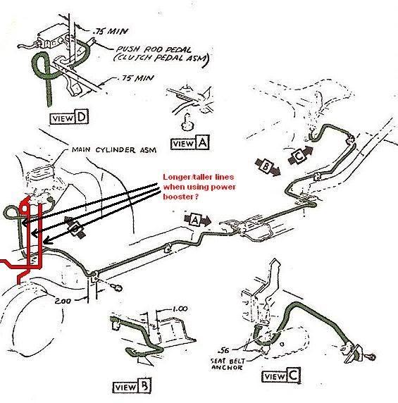 34 2002 Chevy Silverado Brake Line Diagram
