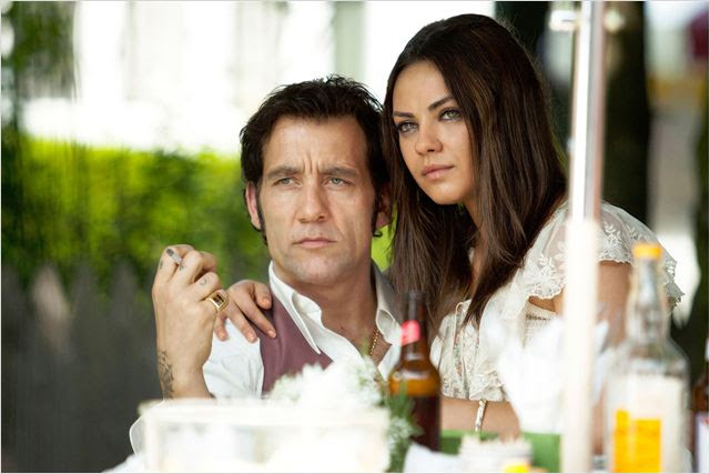 Blood Ties : Photo Clive Owen, Mila Kunis