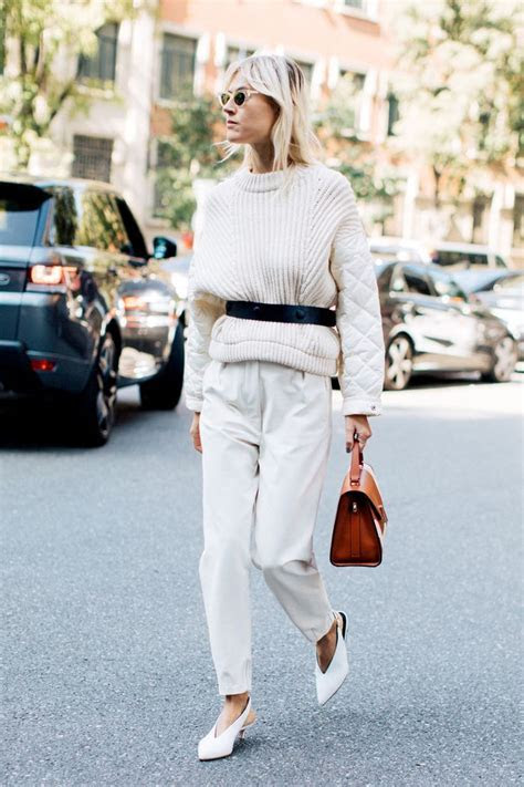 10 White Heels Outfits That Will Make Styling a Breeze