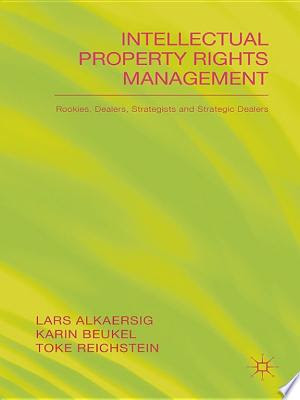 Lise Books: Download Intellectual Property Rights Management
