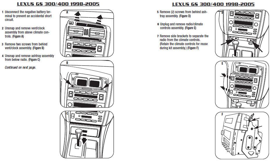 1998 Lexus Gs 300 Wiring Diagram Gota Wiring Diagram