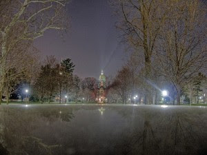 Notre Dame University Ghost