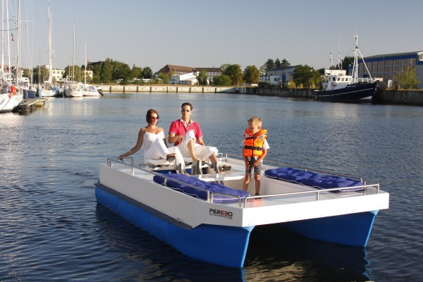 PEREBO pontoon boats -the right boat for every occasion