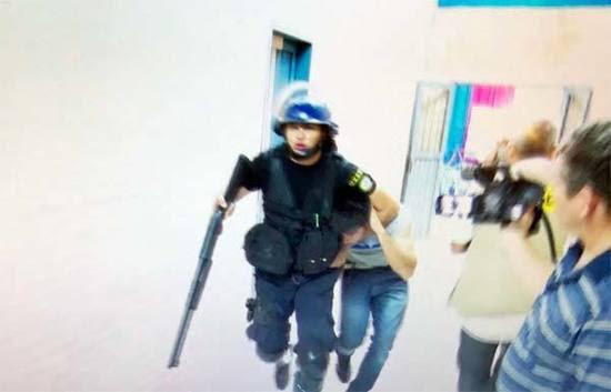 Resultado de imagen para RODRIGO QUINTANA MUERTO EN PARAGUAy
