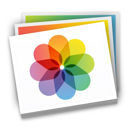 The Photos Library package file in Mac OS X