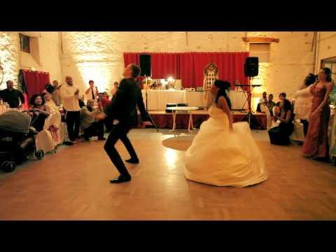 Il primo ballo di coppia e l'animazione