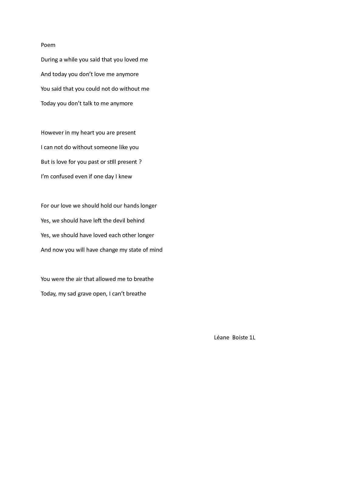 Calaméo Poeme Lele