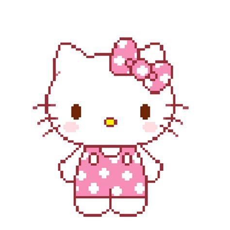 gambar gerak  kitty