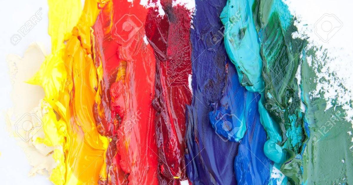 C t peinture m lange des pigments l 39 huile - Melange de peinture ...