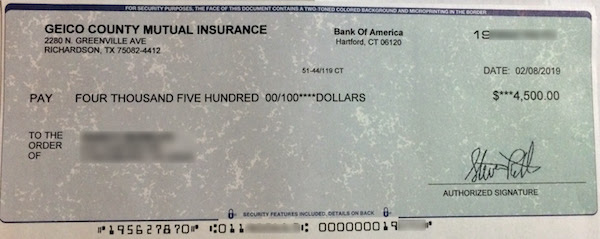 The Daily Scam | You Are a Second Prize Winner - Geico ...