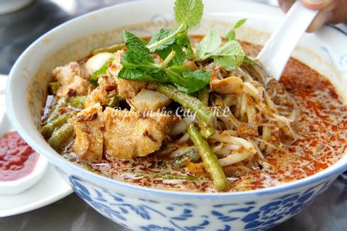Curry Laksa RM8.90