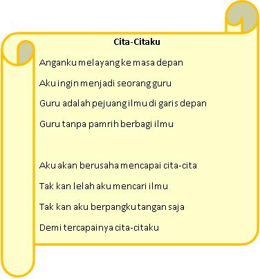 Puisi Cita Citaku Polwan