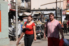 bandra bazar has become a tourist attraction because of my blogs on garbage porn by firoze shakir photographerno1