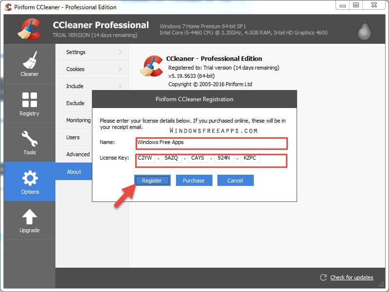 Ccleaner gratuit pour windows 10 en francais - Open office francais windows 8 ...