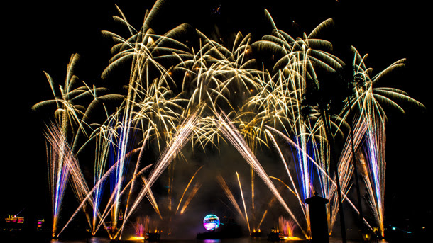 Top 5 Not-To-Be-Missed Fireworks Dessert Parties at Walt ...