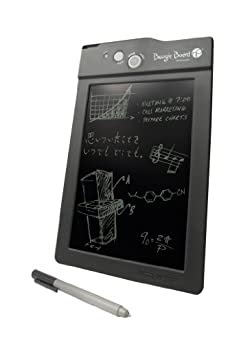 Boogie Board Rip 9.5 Inch LCD Writing Tablet (Gray)