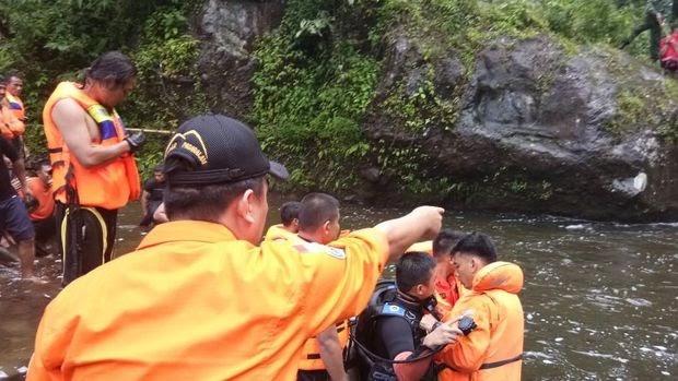 Nanda Siswa SMP Negeri 1 Kota Pagar Alam,Tenggelam Saat Hendak Membuat Video Dokumenter