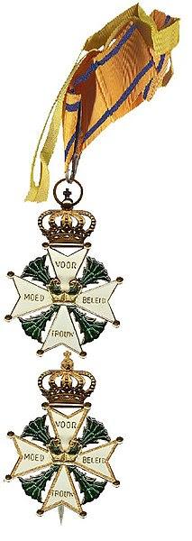 File:Commandeur in de Militaire Willems-Orde beter lint.jpg