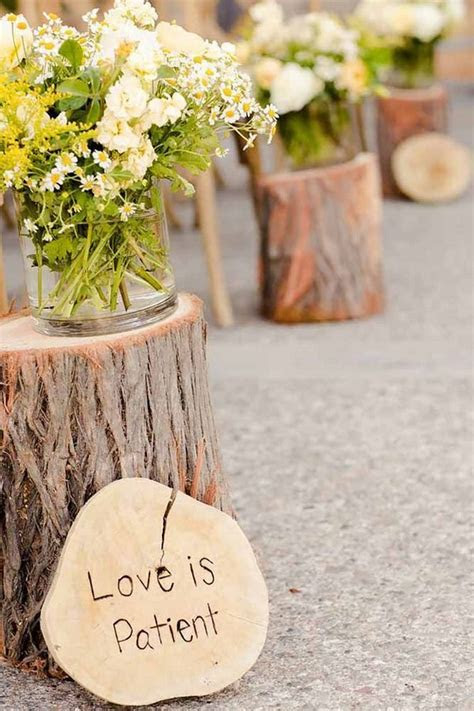 26 Inspirational Perfect Rustic Wedding Ideas for 2018